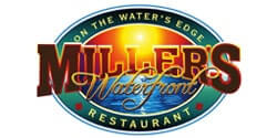 Nags Head Restaurants - Miller's Waterfront Restaurant Logo