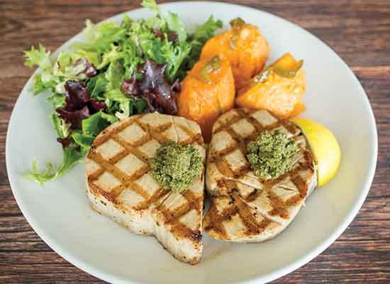Lone Cedar Tuna Steaks